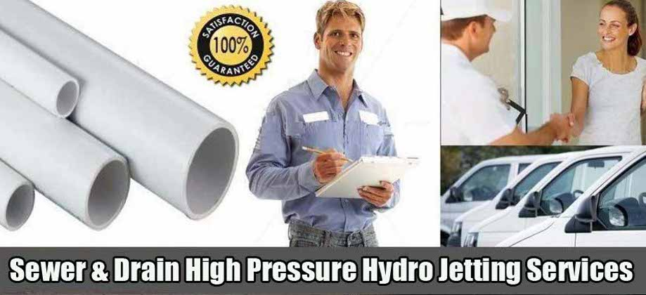 Canada Trenchless Technologies Hydro Jetting